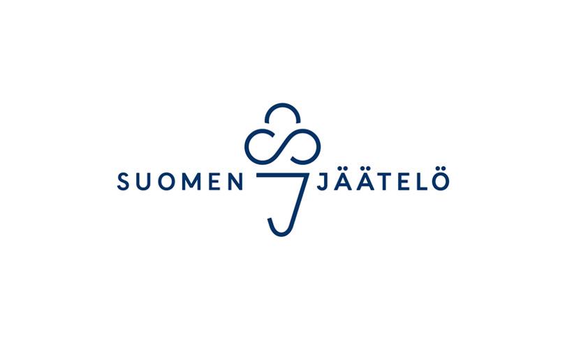 Suomen Jäätelö logo