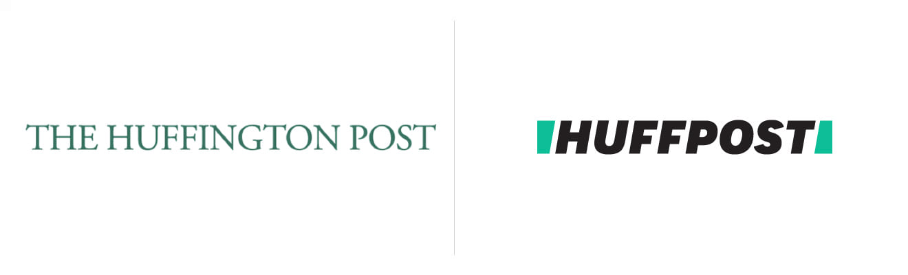 stare i nowe logo huffington post