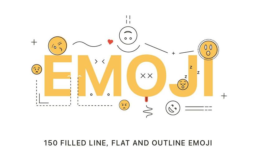 darmowe emoji vector