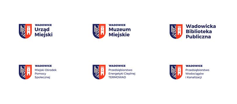 spółki miejskie wadowice logo