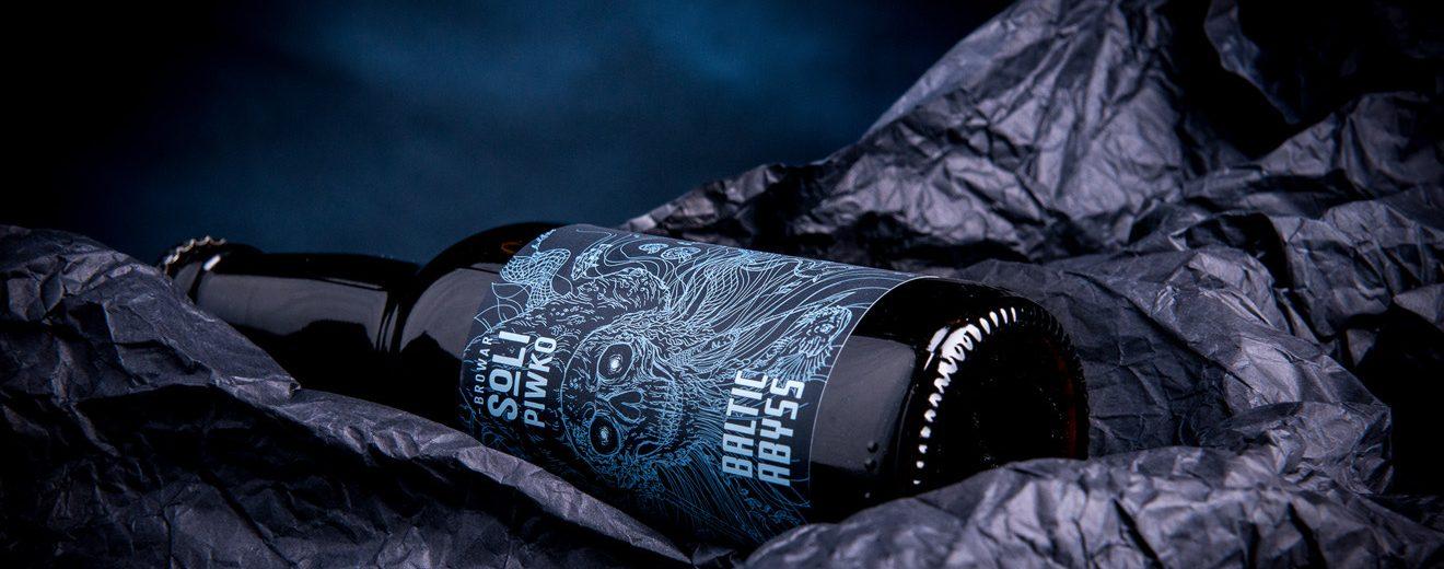 polak potrafi projektować etykiety piwa